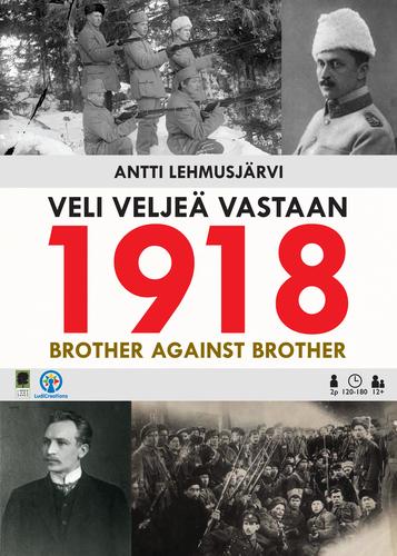 1918 –Veli Veljeä Vastaan